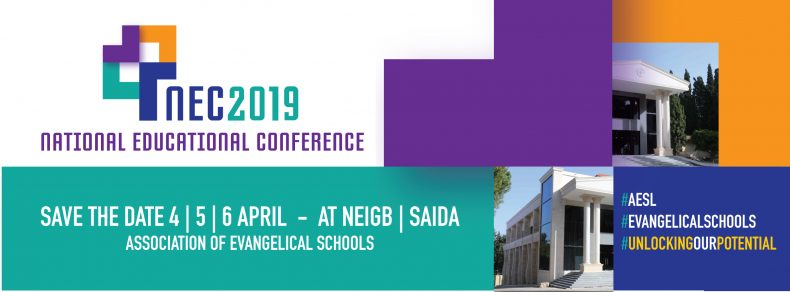 NATIONAL EDUCATIONAL CONFERENCE | April 4-6, 2019